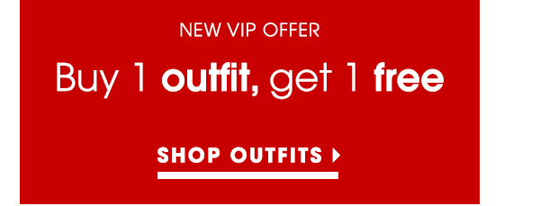 Buy 1 outfit, get 1 free