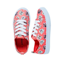 Kitten Lace Up Sneaker