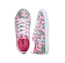 Unicorn Lace Up Sneaker