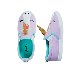 Unicorn Slip On