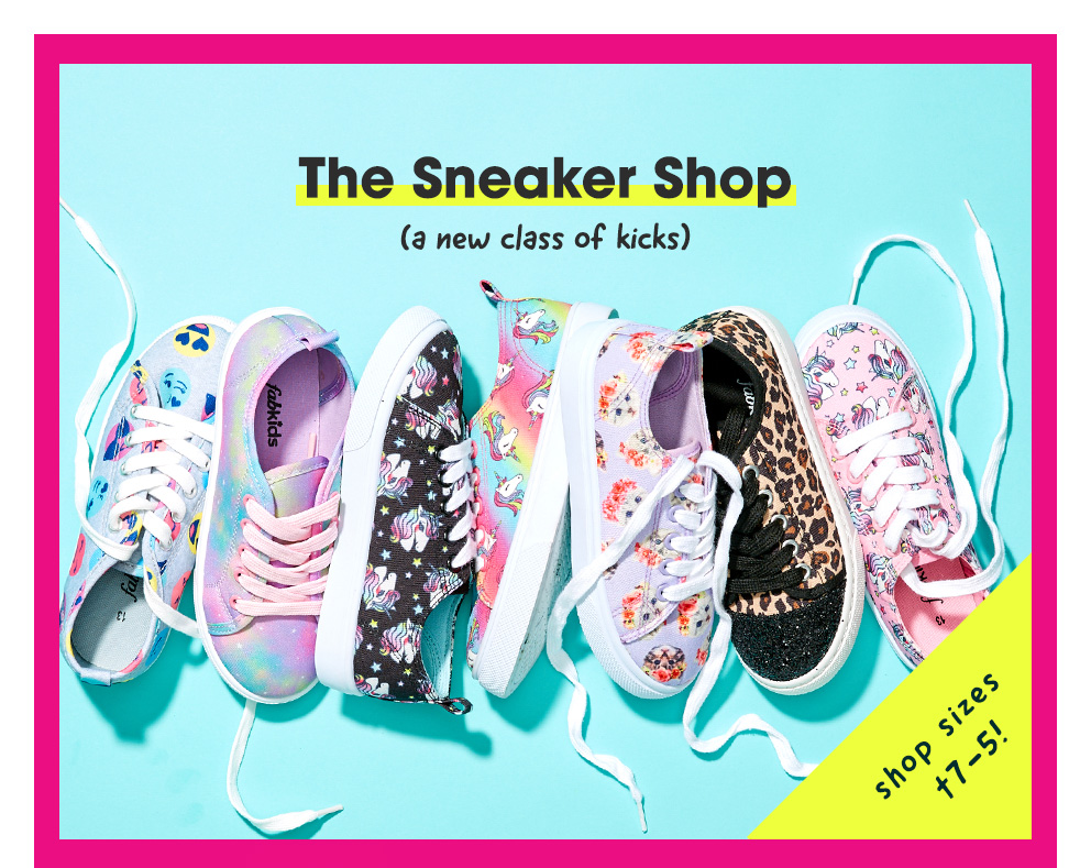 15ce13ce6c Cute Kids Clothes & Shoes Online, Personalized from FabKids!