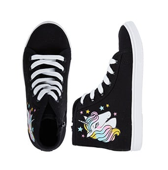 Unicorn High Top Sneaker