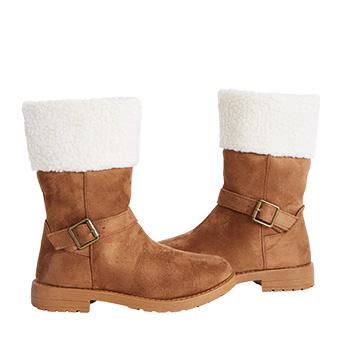 Sherpa Buckle Boot