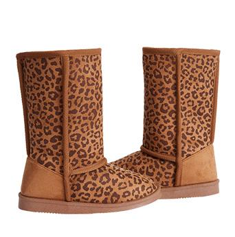 Leopard Fuzzies