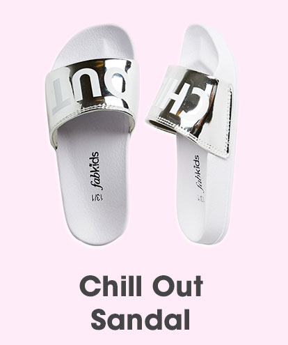 Chill Out Sandal
