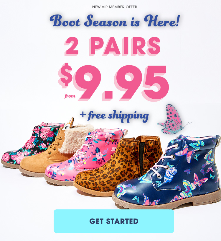 Cute Kids Clothes & Shoes Online, Personalized from FabKids!
