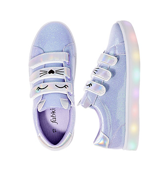 Light Up Cat Sneaker