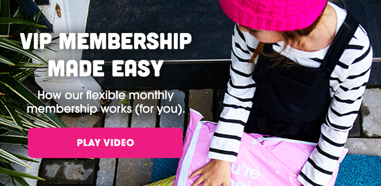 VIP Membership Made Easy - How our flexible monthly membership works (for you).