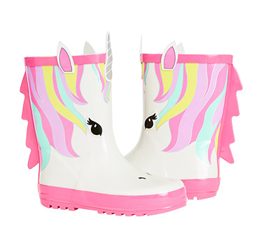 Unicorn Rain Boot