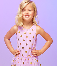 Dot Tutu Dress - Alternate View