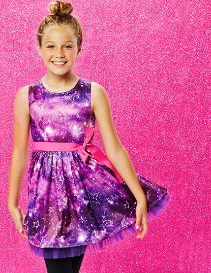 The Stargazer Dress