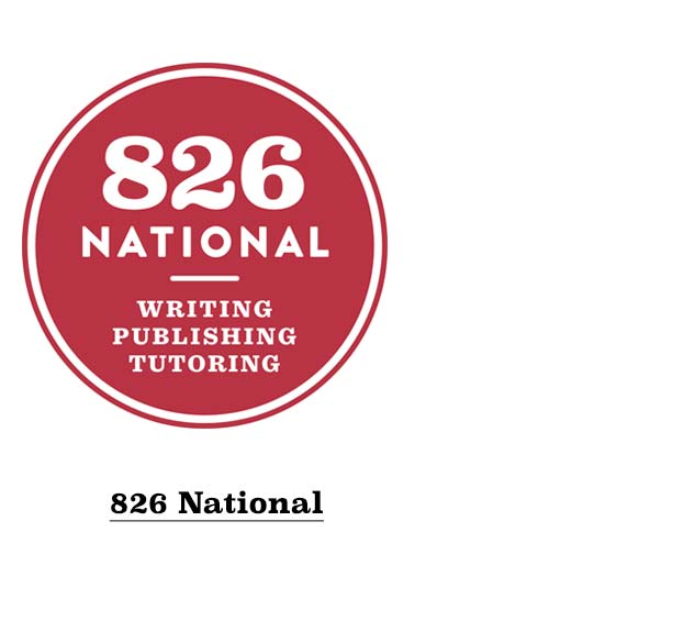 Learn more about 826 National