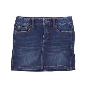Fab Denim Mini Skirt