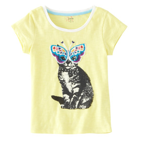 Carnivale Masked Kitty Tee