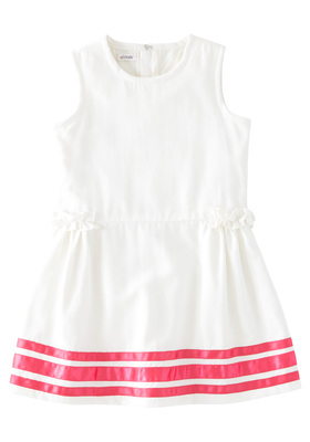 Bright Nautical Dress