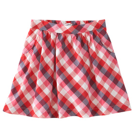 Plaid Summer Skirt