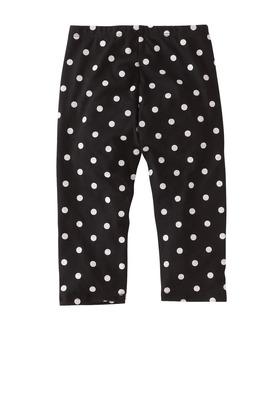 Polka Dot Capri Legging