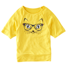 School Cat Dolman Tee