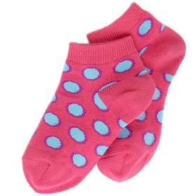 Sweet Pink Dot Sock