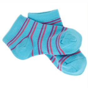 School Stripe Sock