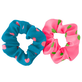 Polka Dot Scrunchie 2Pack