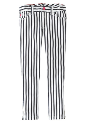 Striped Skinny Jean