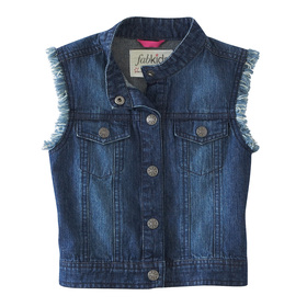 Free Spirit Denim Vest