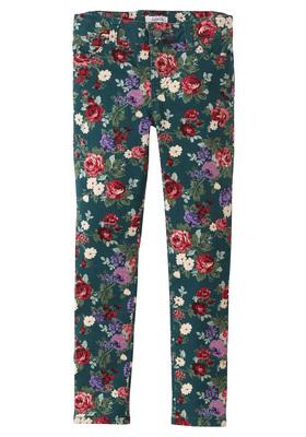Floral Skinny Jean