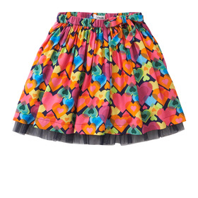 Heart Love Skirt