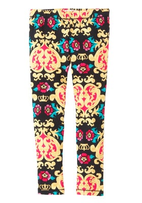 Holiday Print Pant