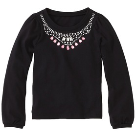 Necklace Dazzle Tee