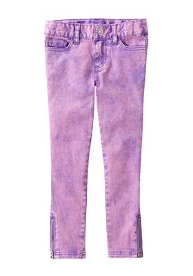 Purple Skinny Jean