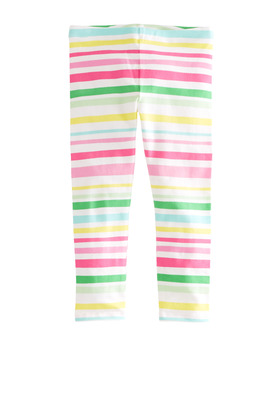 Color Striped Legging