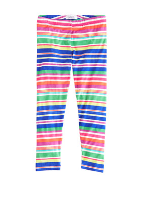 Bright Striped Legging