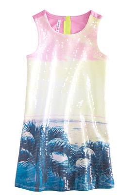 Malibu Sequins Dress