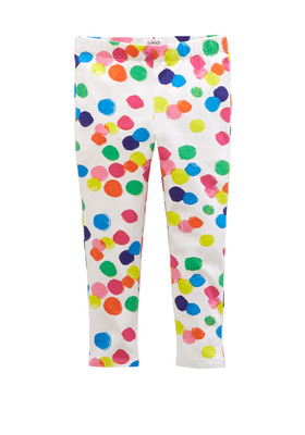 Painted Dots Legging