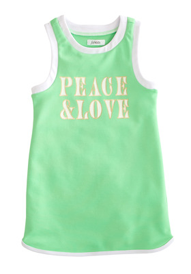 Peace & Love Dress