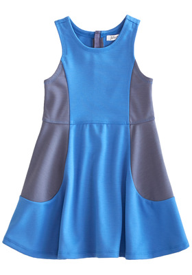 Blue Sport Dress
