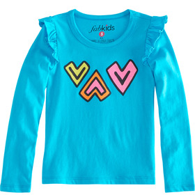 I Heart Ruffles Graphic Tee