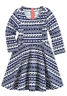 Nordic Skater Dress