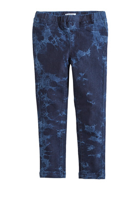 Marble Wash Jegging