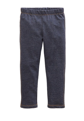 Knit Denim Legging