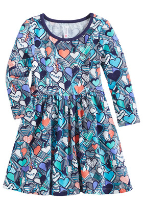 Heart Twirly Dress