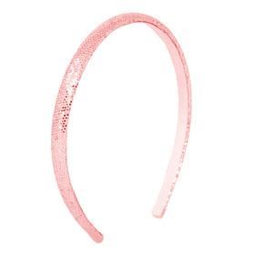 Glitter Pink Headband