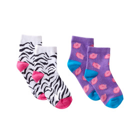 2 Pack With Love Socks