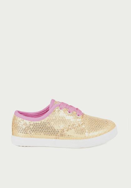 Fab Sequin Sneaker