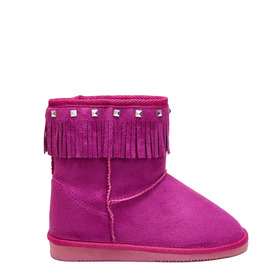 Studded Moccasin Fuzzies