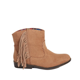 Fringe Cowgirl Boot