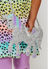 Unicorn Glitter Purse