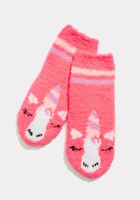 Unicorn Cozy Socks